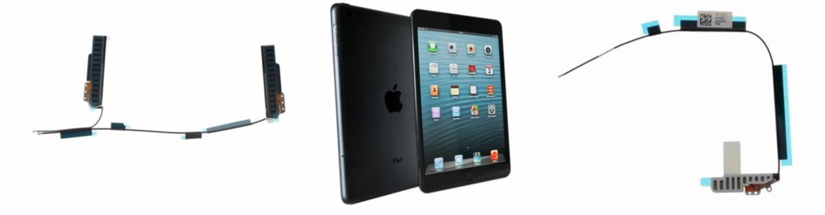 Проблемы с антенной iPad