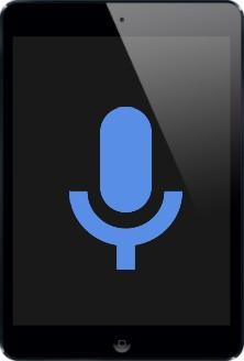Сломался микрофон Ipad