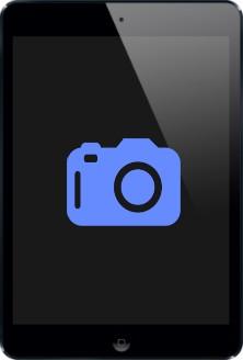 Не работает задняя камера Ipad