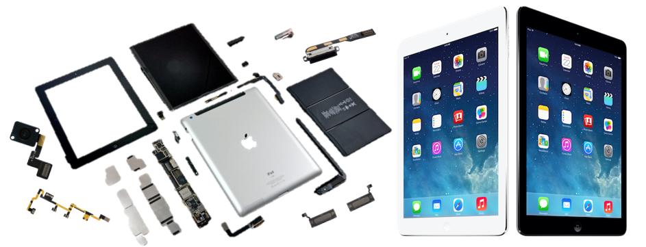 Ремонт Ipad Apple Mini