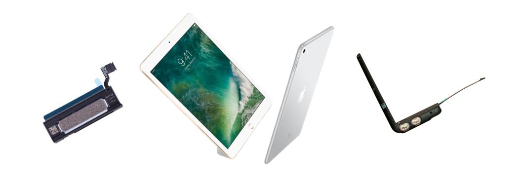 Не работает динамик iPad