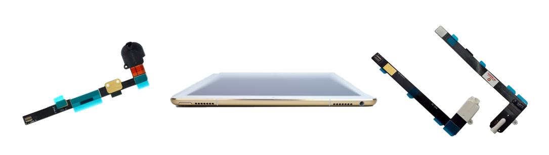Ремонт разъема наушников iPad