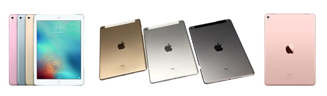 Замена корпуса iPad