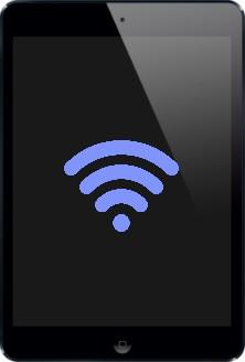 Не работает антенна в IPad