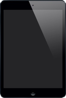 Ремонт айпада с чёрным экраном